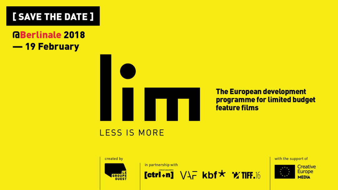 Berlinale | LIM, Save the date