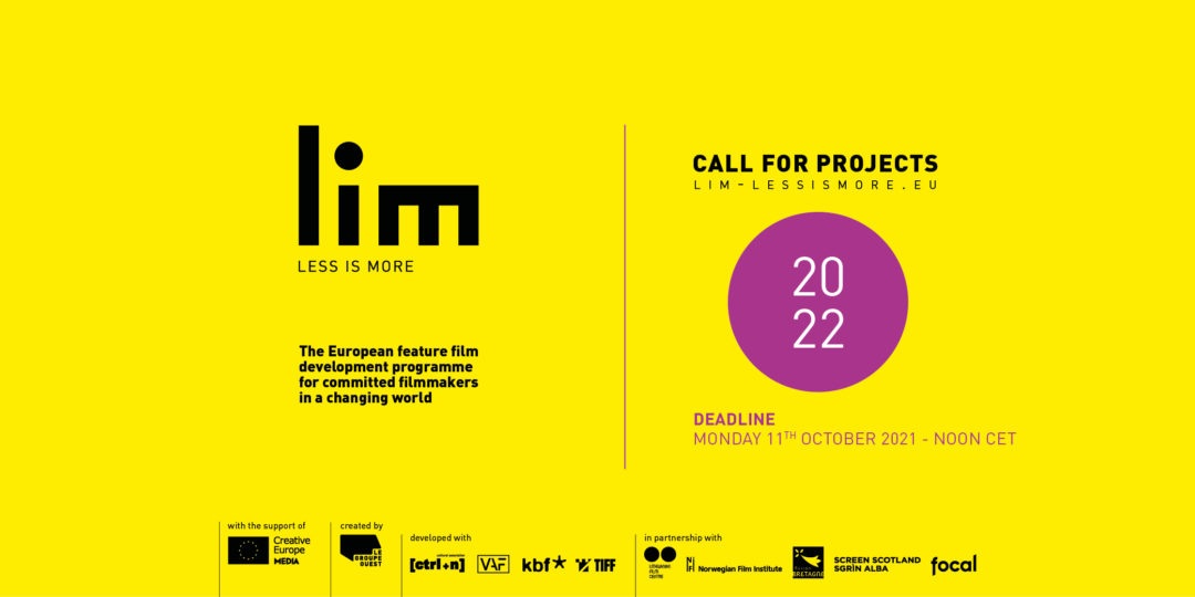 LIM2022 Call for Projects